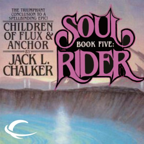 Children of Flux & Anchor audiobook cover art
