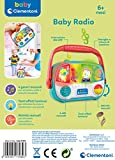Zoom IMG-2 clementoni baby radio giocattolo prima
