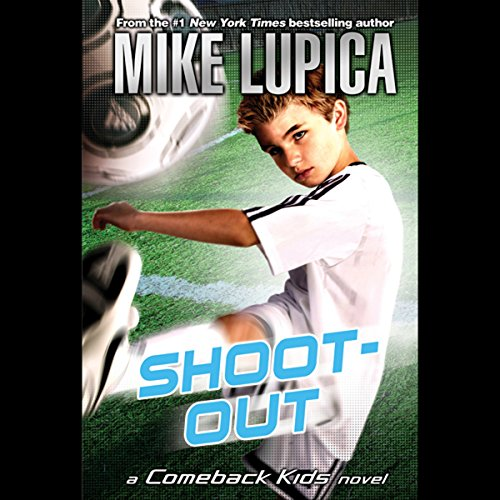 Shoot-Out: A Comeback Kids Novel audiobook cover art