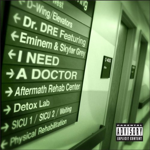 I Need A Doctor [Explicit] [feat. Eminem & Skylar Grey]