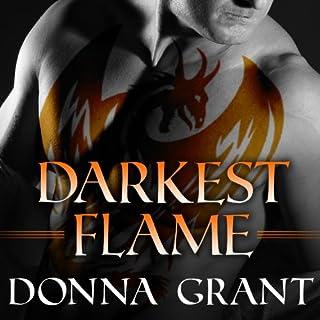 Darkest Flame audiobook cover art