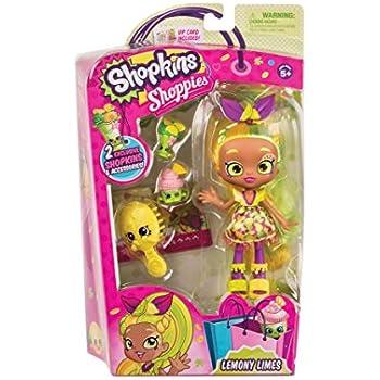 Shopkins Shoppies Core Doll - Lemony Limes | Shopkin.Toys - Image 1