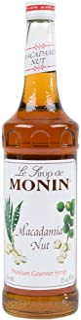 Monin Macadamia Nut Syrup 750ml