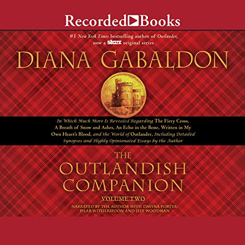 The Outlandish Companion Volume Two: International Edition cover art