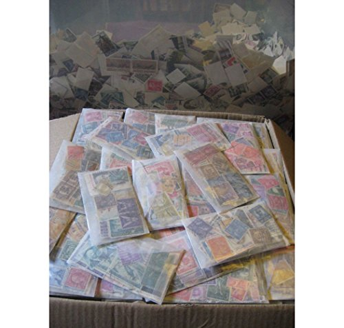 Unbranded Vintage Lots of Used, US Postage Stamps in Glassine Envelopes, Buy 3 Lots Get 1