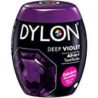 Tinte textil Dylon, violeta intenso, 1 unidad (350 g).