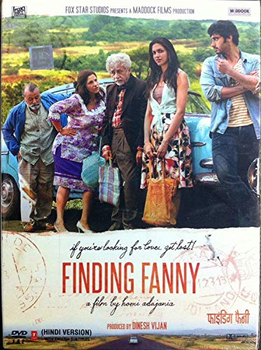FINDING FANNY COLLECTORS EDITION 2 DISC SET ENGLISH DVD BOXED AND SEALED