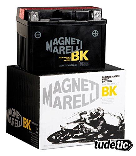 BATTERIA MAGNETI MARELLI YTX14BS