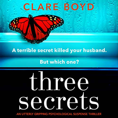 Three Secrets audiobook cover art