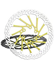 VOANZO Bicycle Disc Brakes 160mm Disc Rotor, Stainless Steel, 6 Bolt MOUNTING G3 Mountain Bike Disc Brakes