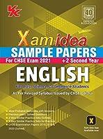 Xam Idea Sample Paper English Class 12 CHSE (Odisha Board) (2020-21) Examination