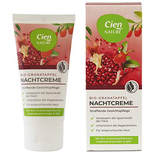 Cien nature Nachtcreme, 50 ml (Granatapfel)
