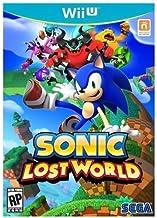 SEGA 67106 / Jogo de Ação/Aventura Sonic Lost World - Wii U