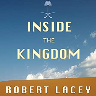 Inside the Kingdom audiobook cover art