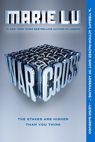 Warcross by [Marie Lu]