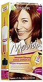 Garnier Tönung Movida Pflege-Creme, Intensiv-Tönung Haarfarbe 22 Rotkupfer (für leuchtende...