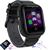 Kids Smart Watch Phone, HD Touch Screen Smart Watch for Kids with Call SOS/ 7 Puzzle...