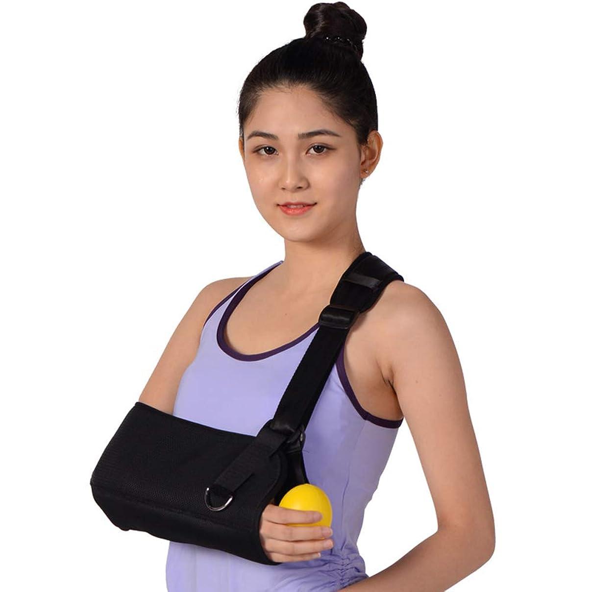 植物学急速な飽和する肩外転スリング、怪我サポート用イモビライザー、回旋腱板用痛み緩和アーム枕、サブレキシオン、手術、脱臼、骨折した腕