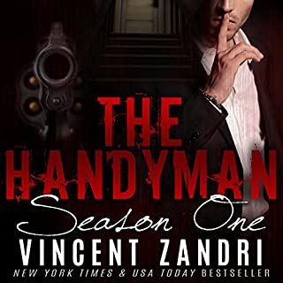 The Handyman : Season I audiobook cover art