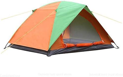 Haoyunlai Tente extérieure pour Pique-Nique de Camping, étanche au Vent et à la Pluie, 1-2 Personnes Tente de Haute qualité