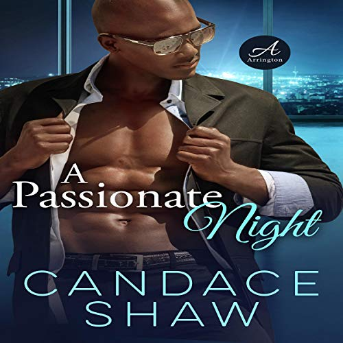 A Passionate Night audiobook cover art