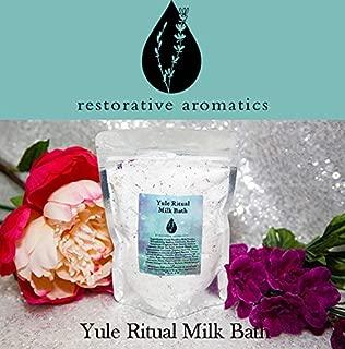 Yule Ritual Milk Bath