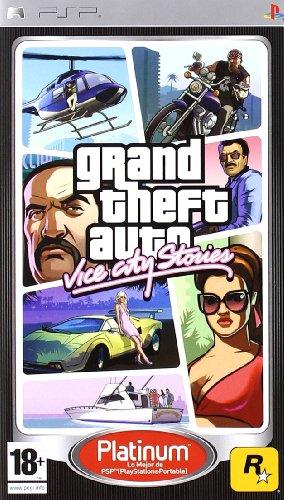 Grand Theft Auto: Vice City Stories (Platinum)