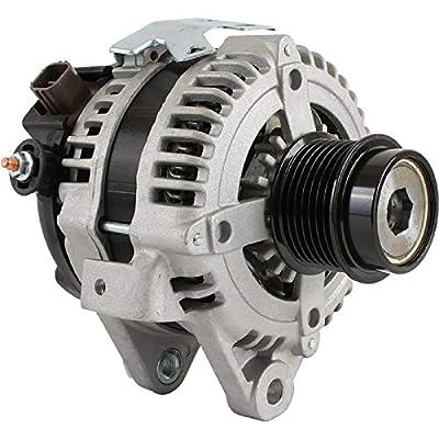 DB Electrical AND0427 Alternator For Toyota RAV4 2006 2007 2008 06 07 08 2.4L 2.4/27060-28300/104210-4790 /VDN11000905-A /12 Volt, 100 AMP
