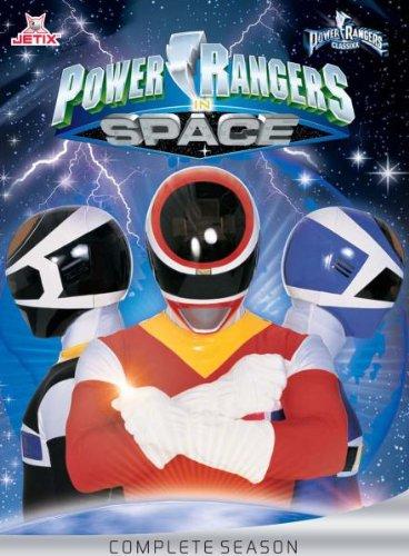 Power Rangers In Space - Die komplette Staffel (5 DVDs)