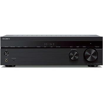 Sony STR-DH190 - Receptor estéreo (Bluetooth, Entrada Phono ...