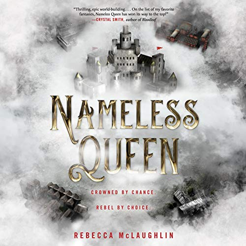 Couverture de Nameless Queen