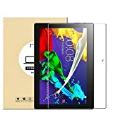 KTtwo Lenovo Tab 10 Tablet Screen Protector, 9H Tempered Glass Anti-Scratch Screen Protector for Lenovo Tab 2 A10-70 /Lenovo Tab 2 A10-30 / Lenovo Tab 3 10 Business / Lenovo TB3-X70 / Lenovo TAB-X103F / Lenovo Tab 10 10.1 Tablet