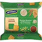 Mcvitie's 5 grain crackers are delicious, tasty, flavourful biscuits with the goodness of Wholewheat, oats, rice, ragi, corn !!