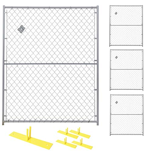 4 Panel Perimeter Patrol Kit- Chain Link