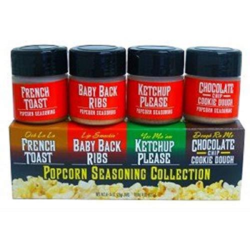 Best Buy! Wabash Valley Farms Seasoning - On The Edge, Variety Pack, (4 Count of 1 oz Jars) 4 oz