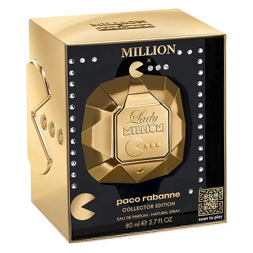 LADY MILLION PAC MAN PARFUM 80ML