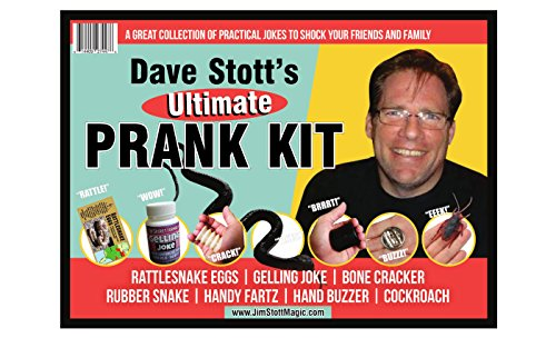 2. Fun Time Products Dave Stott's 'Ultimate Prank Kit'