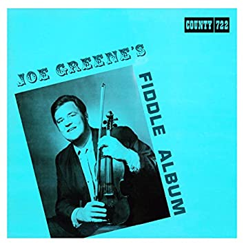 Joe Greene's Fiddle Album
