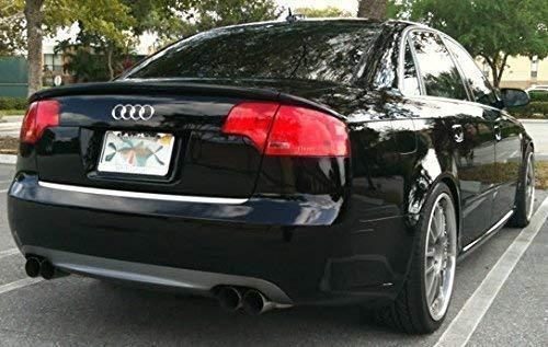 Audi A4 B7 Limousine Spoiler S Line Heckspoiler 3 teilig