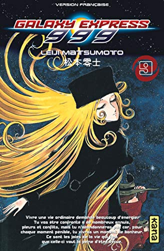 Galaxy Express 999, Tome 9 :