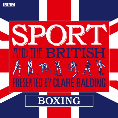 Sport and the British: Boxing cover art
