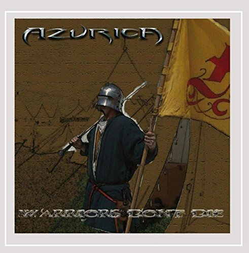 Azurica: Warriors Don't Die (Audio CD)