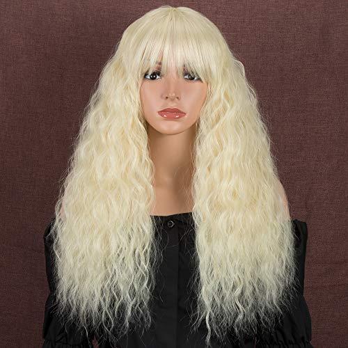 comprar pelucas kryssma rizada online