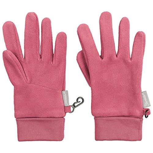 Microfleece Kinder Handschuh Sterntaler Kinderhandschuhe Fleecehandschuhe (5 HS - rosa)
