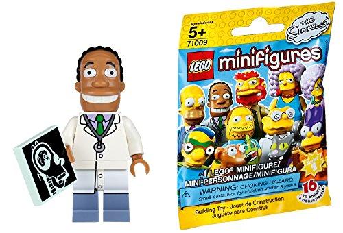 レゴ(LEGO) ミニフィギュア ザ・シンプソンズ シリーズ2 ヒバート医師|LEGO Minifigures The Simpsons Series2 Dr. Hibbert 【71009-16】
