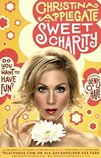 Pop Culture Graphics Sweet Charity Poster Broadway Theater Play 27x40
