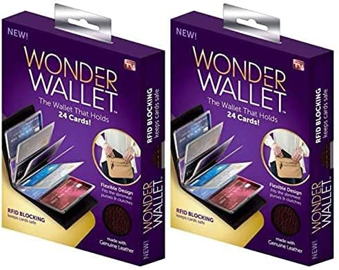 2 pack Financial sales sale Click Search Buy As TV Sales Wallet on Seen Wonder
