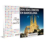 Smartbox Dos días únicos en Barcelona Caja Regalo, Adultos Unisex, estándar