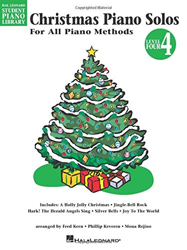 Christmas Piano Solos - Level 4: Hal Leonard Student Piano Library