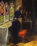 John Everett Millais Mariana Google Art Project p1349 A0